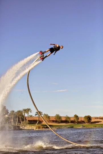 Flyboard Las Vegas // Best things to do in Las Vegas.