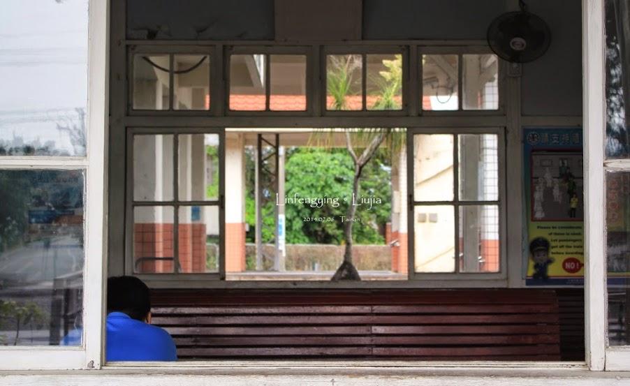 台南六甲景點,林鳳營車站-6