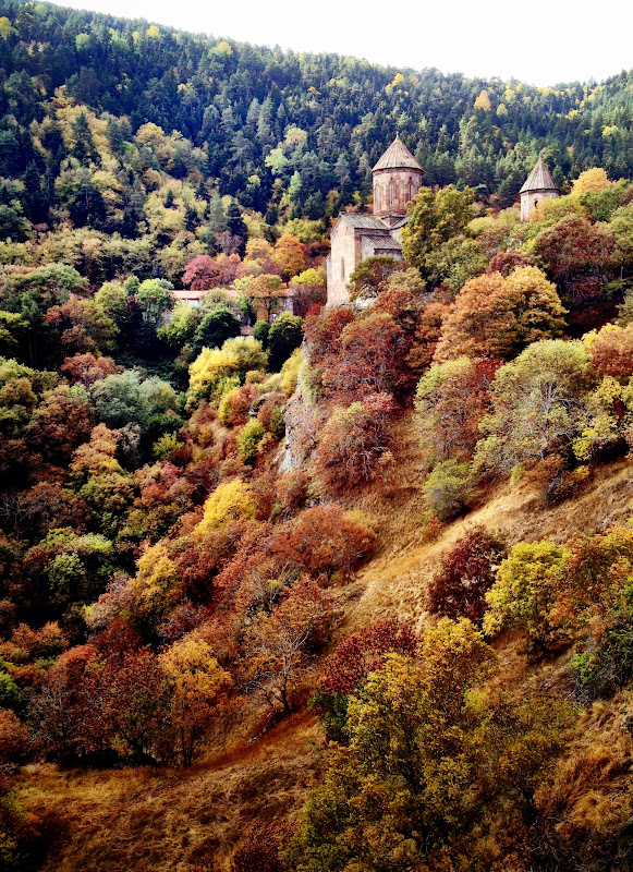 Sapara Monastery, Georgia