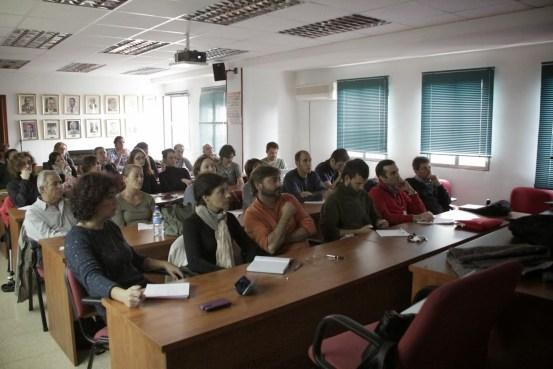 Curso formación en jardines verticales Barcelona 2014
