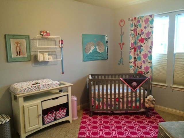 Pottery Barn Nursery on a Budget - The Skelly Twins