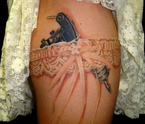 Garter Tattoos