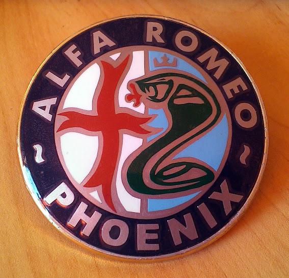 phoenix alfa romeo emblem