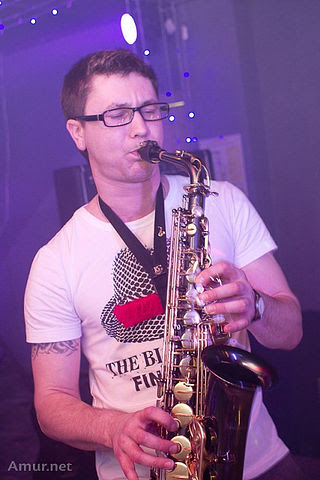 Саксофонист на свадьбу, корпоратив в Хабаровске