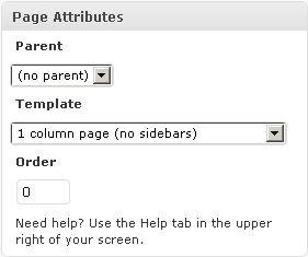 Cara menghilangkan sidebar WordPress