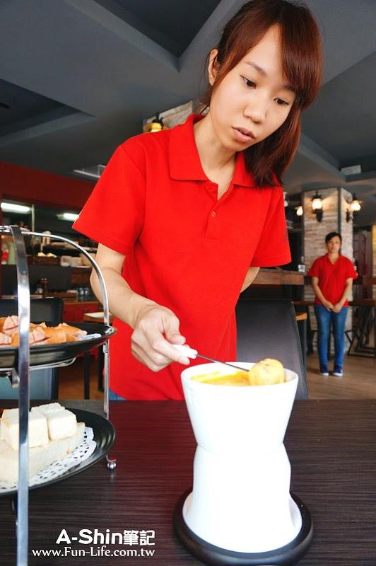 彰化員林火車站美食,原覺咖啡16