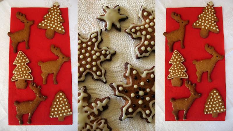 Ароматни Медени Бисквити (Honey Spice Christmas Сookies)