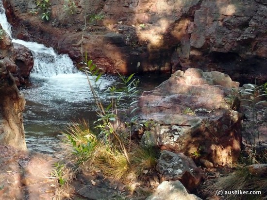 Rocky Falls campsite - Walker Creek - Litchfield National Park