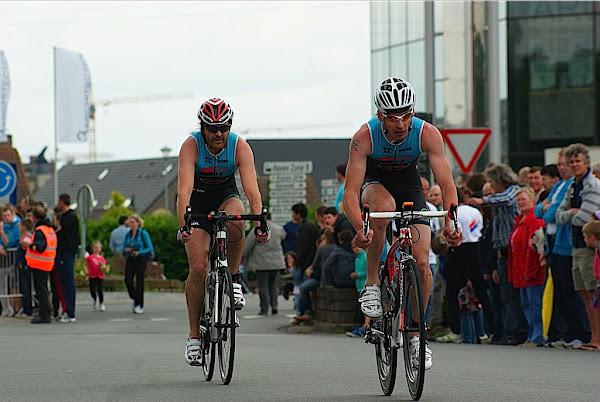 fietsen triatlon