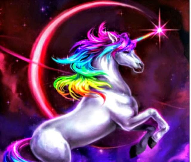 Mens Ultra Kawaii Goth Pastel Goth Galaxy Unicorn T Shirt 2xl Black