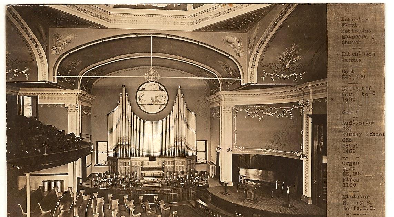 Nate's Nonsense: First Methodist Episcopal Church