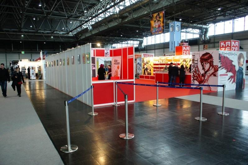 Manga Comic Convention 2015 LBM MCC Leipziger Buchmesse Cosplay Tokyopop Ansturm Mayu Sakai Takeshi Obata