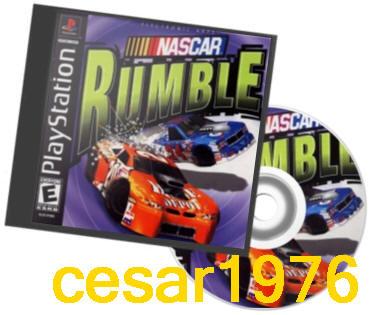 Nascar Rumble [Ntsc][PlayStation One]   descargar juegos de playstation one gratis