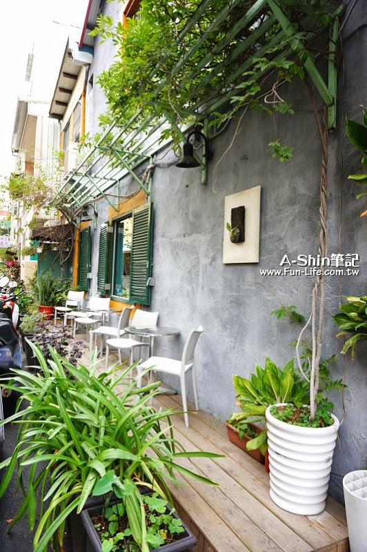 勤美綠園道咖啡館,ino cafe-3