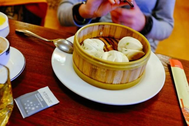 Bejing food on airport