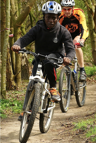 SVS mountainbike schiervelde