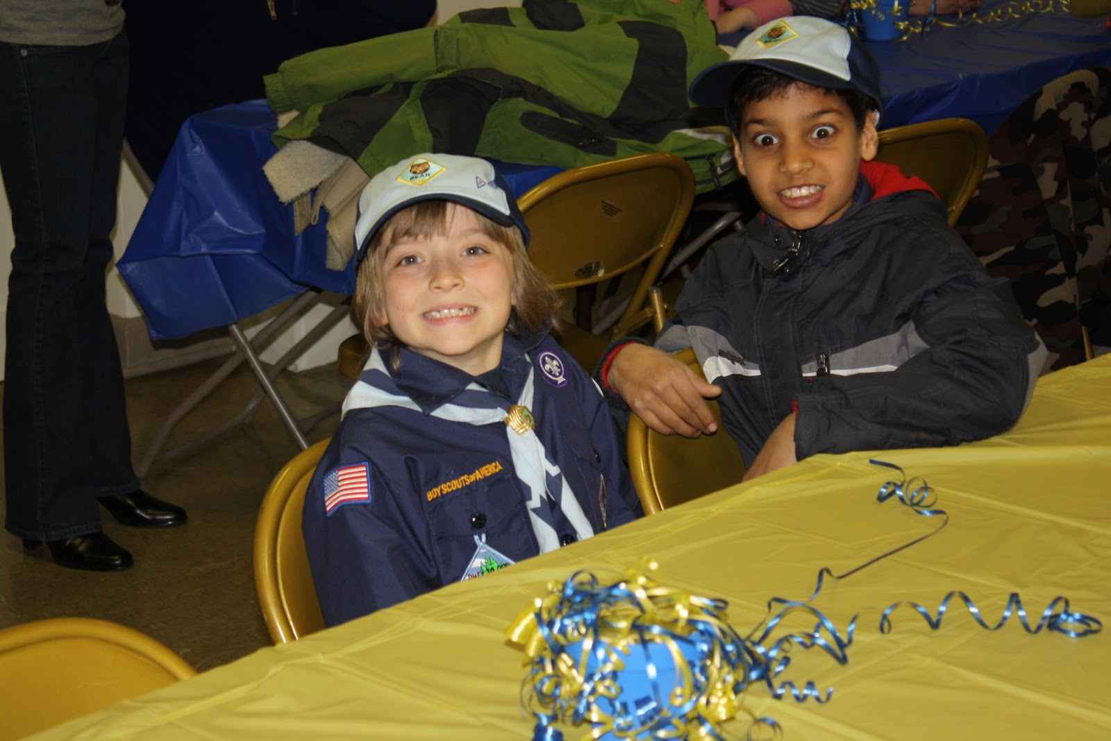 Our Life With 3 Guys And A Doll Cub Scouts Blue And Gold