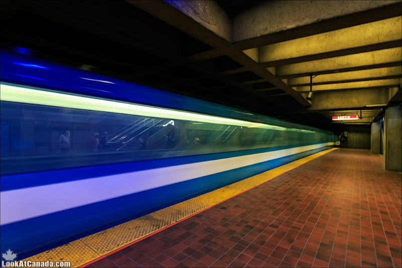LookAtCanada.com / Монреальское метро