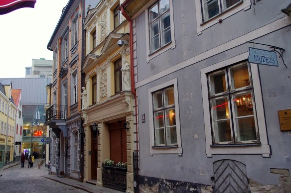 Qué ver en Riga.