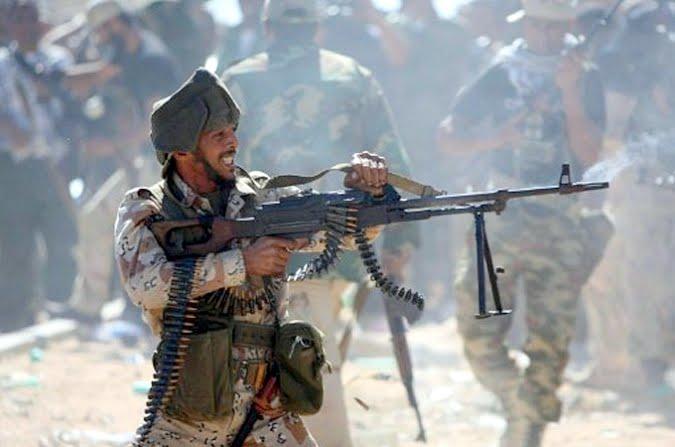 Rebellerna vi ska regera libyen direkt