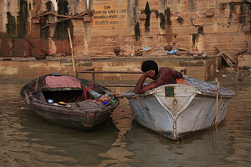 ghat boats