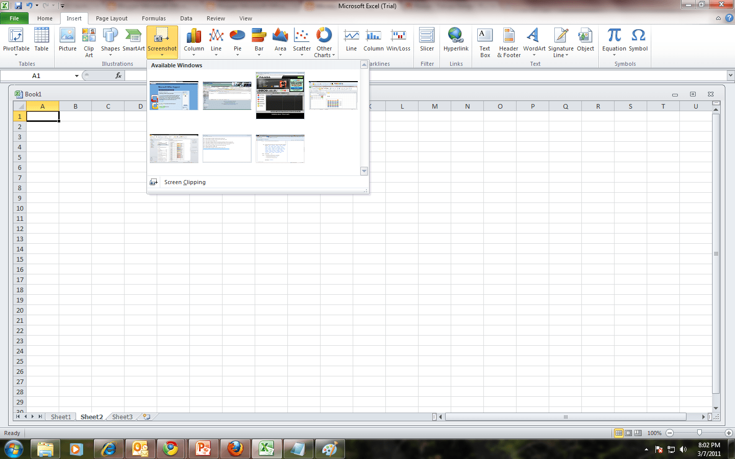 Screenshots In Microsoft Excel Microsoft Office Support