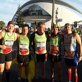 XXXIII Maratón de Valencia (17-Noviembre-2013)