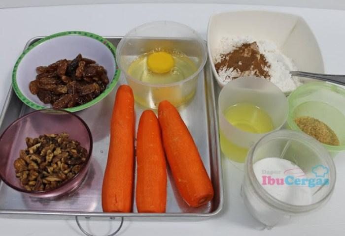 Fluffy Carrot Cake Dapur At Ibucergascom
