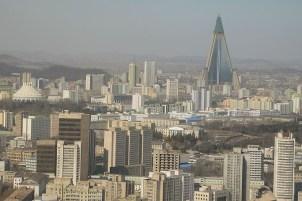 North Korea's capital, Pyongyang