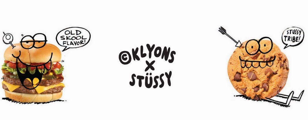 #Stüssy Guest Artist聯名合作系列:Kevin Lyons分享創作靈感影片! 1