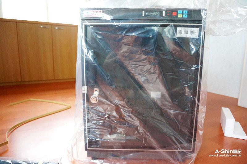 珍藏箱微電腦數位防潮箱4