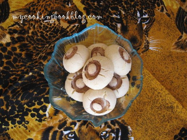 Маслени Бисквити Гъбки