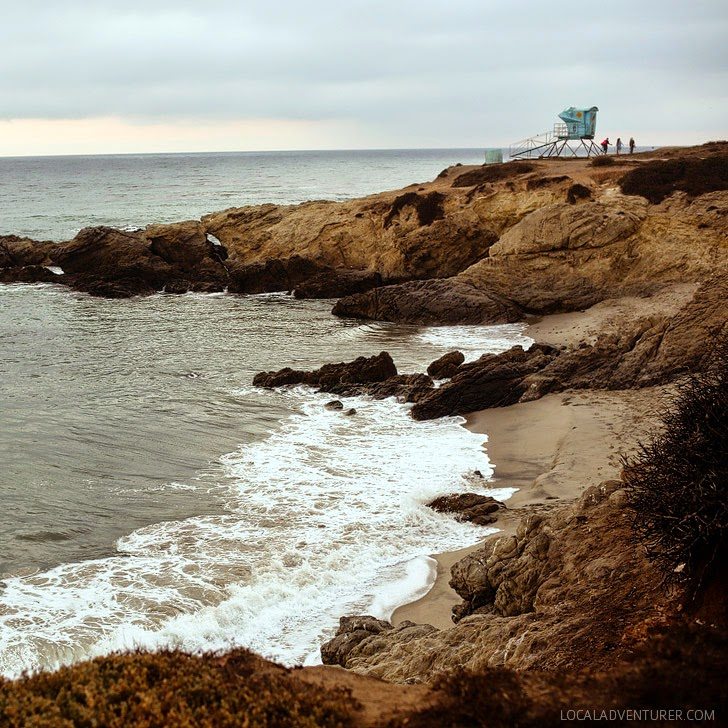 Leo Carrillo State Beach (Ultimate Los Angeles Bucket List).