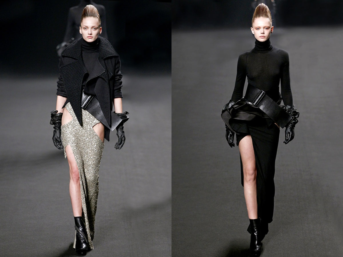 HAIDER ACKERMANN FALL 2011 – TREND ENVY
