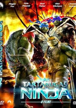 As Tartarugas Ninja HDRip Dublado – Torrent Dual Audio XviD (2014) + Legenda