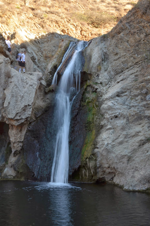 Paradise Falls California The Waterfall Record