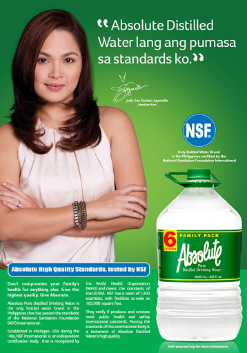 Absolute Distilled Water