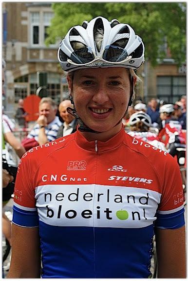 Nederlands Kampioene Loes Gunnewijk