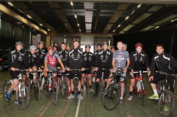 SV Roeselare komt fietsen tijdens West-Vlaanderens Mooiste