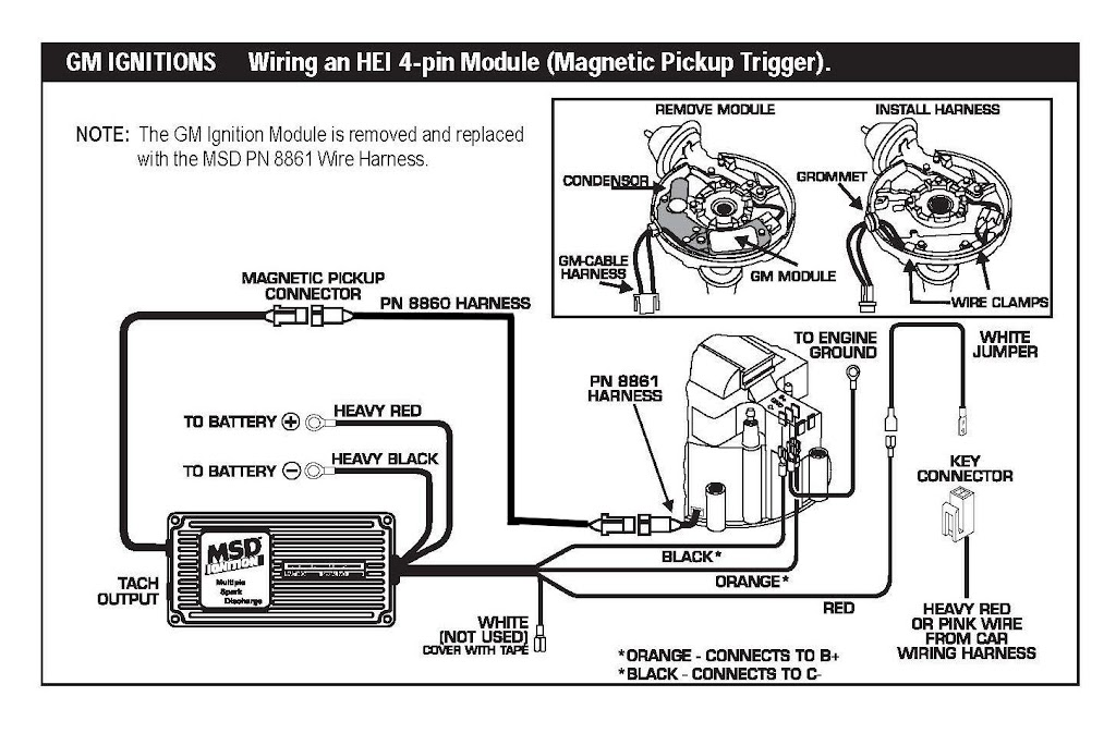 msd 8365 rev limiter wiring diagrams