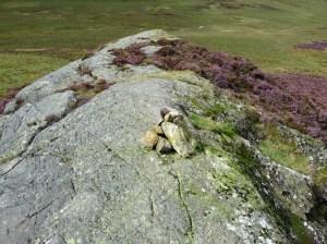 "Armboth Fell Summit ""Cairn"""