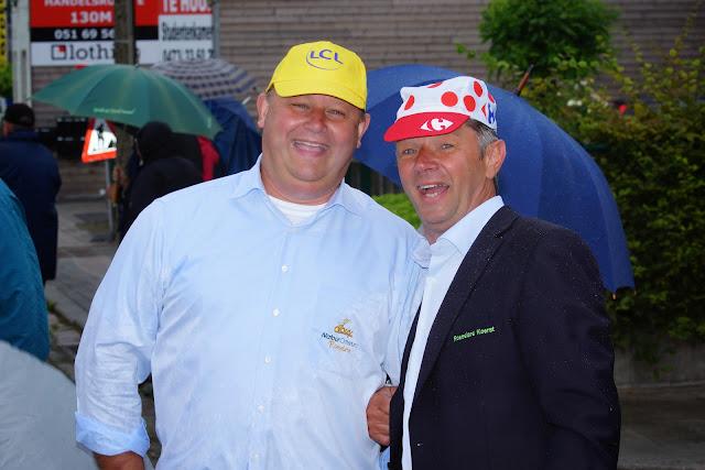 Filip Beerland en Piet Samyn