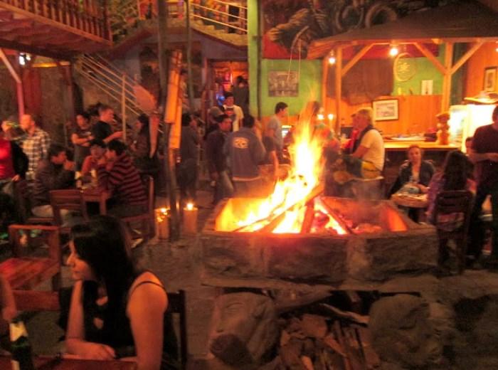 Leprechaun Bar, Baños, Ecuador