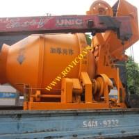 Máy trộn bê tông JZC 350L được chuyển giao cho Công ty 3/5