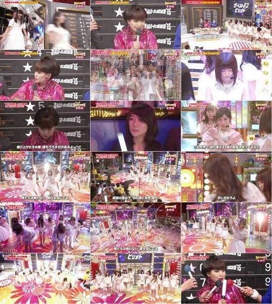 (TV-Music)(1080i) AKB48 Part – オールスター感謝祭 150404