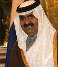 Qatar Emir Sheikh Hamad bin Khalifa Al Thani