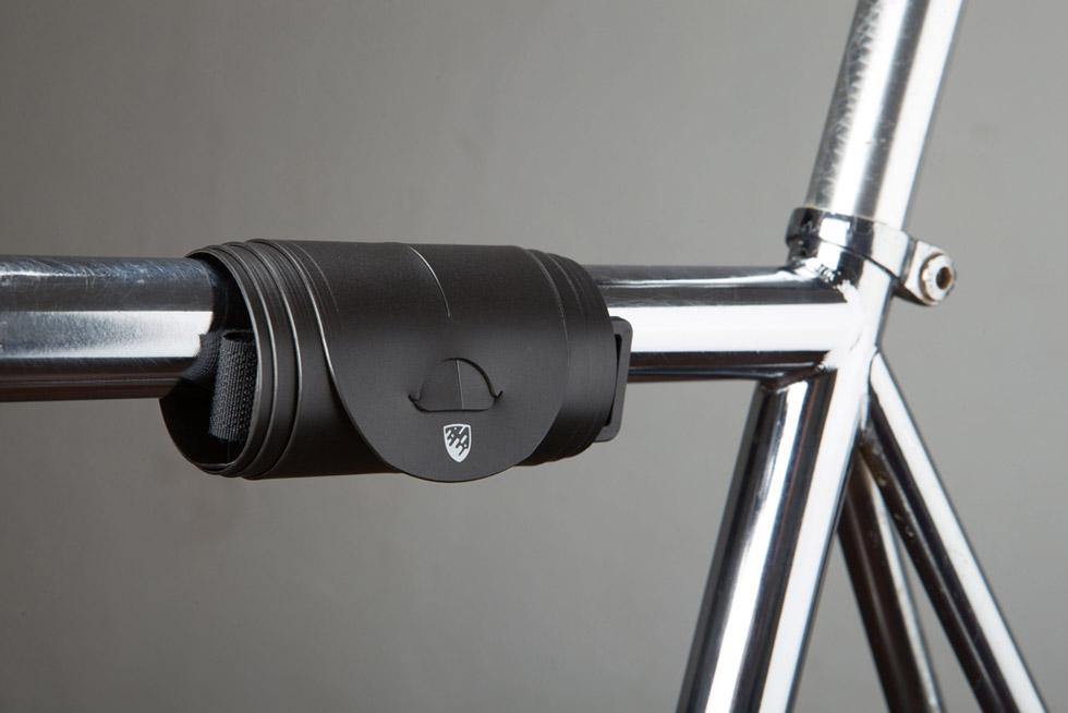 *可捲式自行車擋泥板:Musgard推出輕便新設計! 2