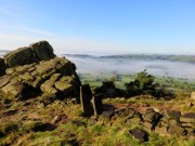 The Lower Slopes Of The Roaches