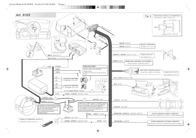 Cobra 4160 Alarm Wiring Diagram  Somurich