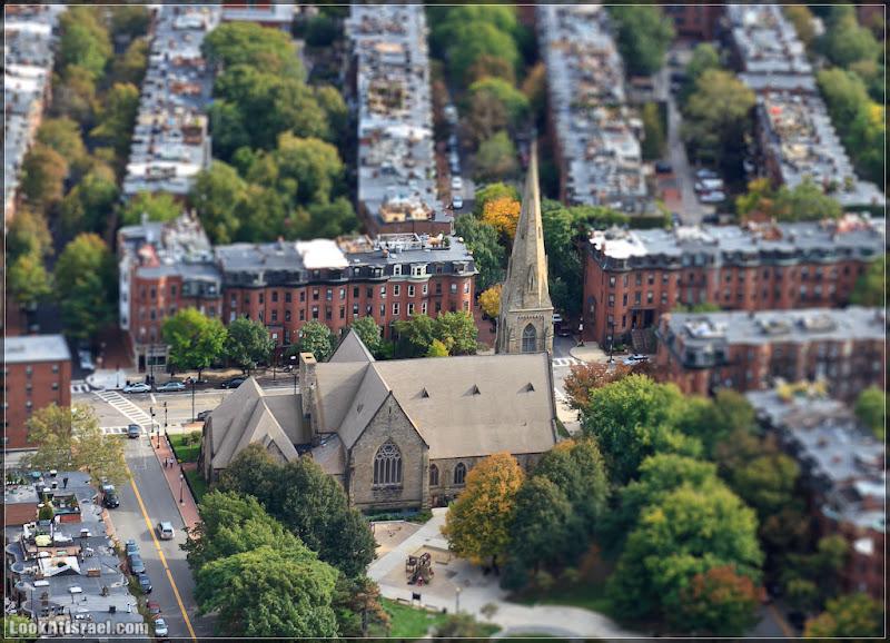 В миниатюре...  Бостон